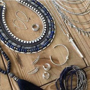 Stell & Dot Emmeline Statement Necklace - New